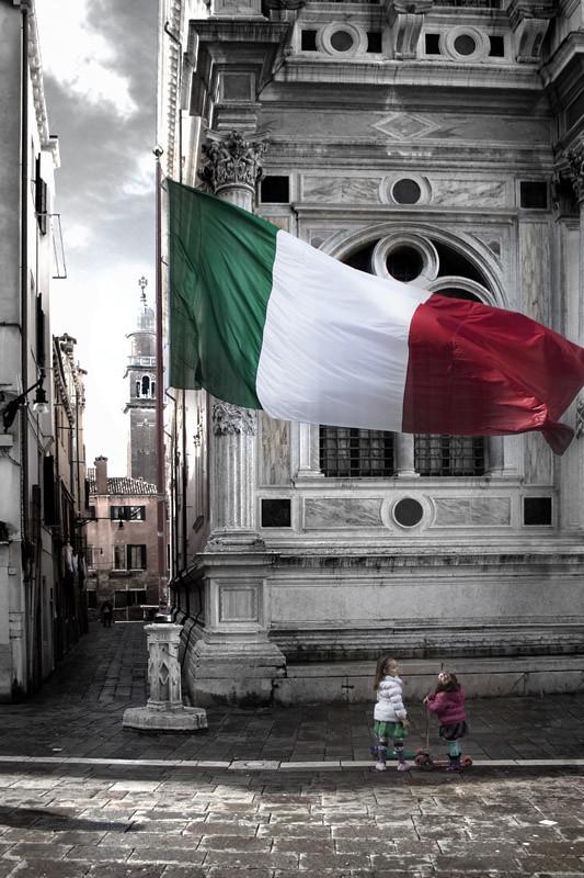 Italia, patria mia, nobile e cara terra