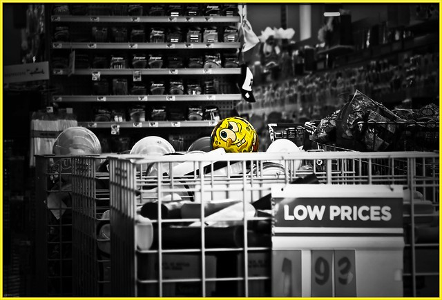 The Grinch Who Stole Low Prices