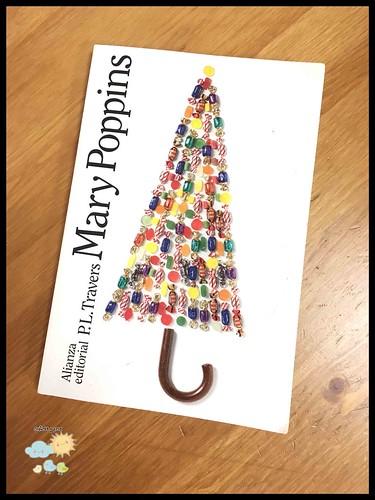 Libro Mary Poppins. Reseña
