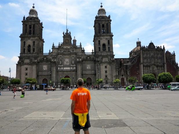 Plaza del Zócalo