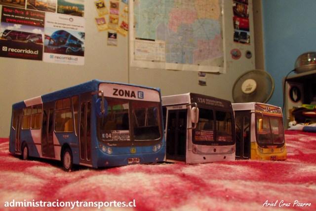 Buses Administración y Transportes CL