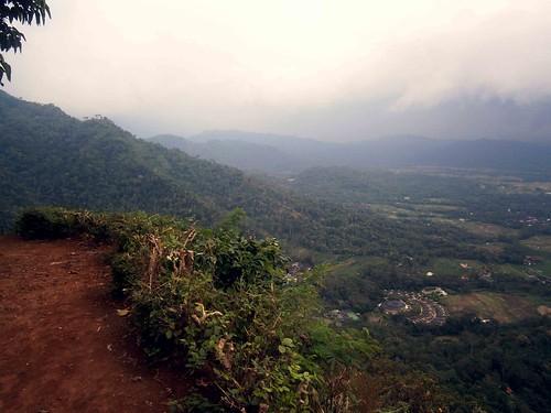Overlooking Yogyakarta