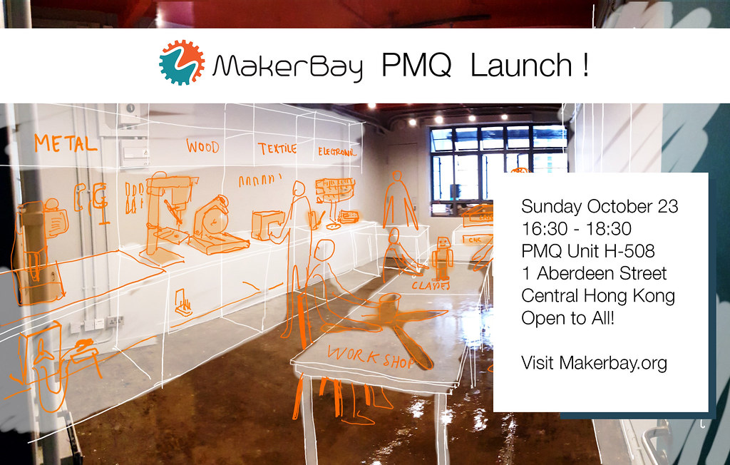 MakerBay Central Launch