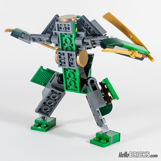 Review Livre LEGO Ninjago DK Build Your Own Adventure 07