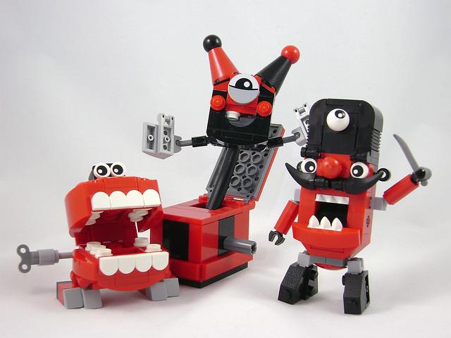The Toyxels - Front