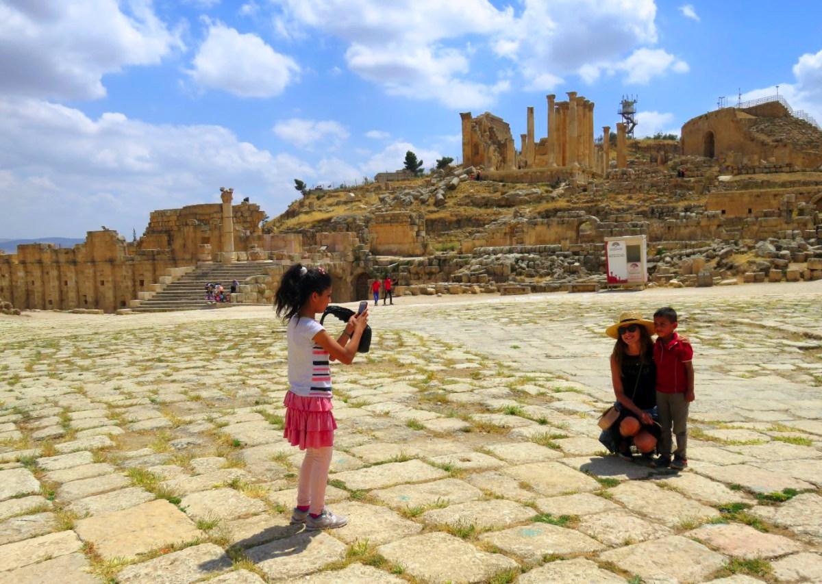 Jerash, la Roma de Jordania/ Jordan - Jerash / Gerasa Jerash, la Roma de Jordania Jerash, la Roma de Jordania 30469274942 2afd90c9af o