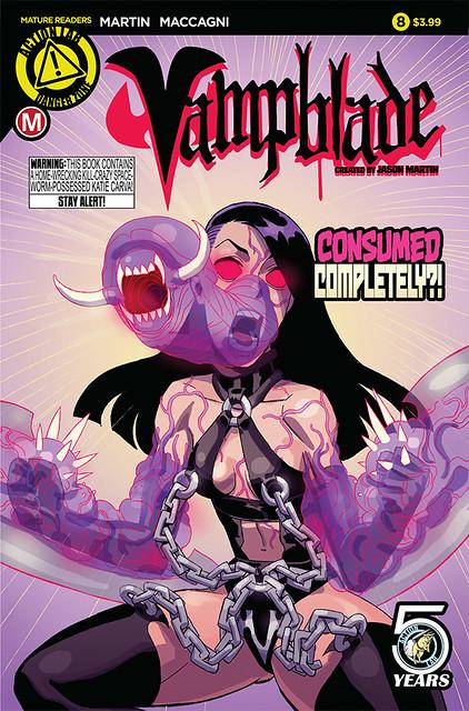 29658755590_fb60c8089f_z ComicList Preview: VAMPBLADE #8