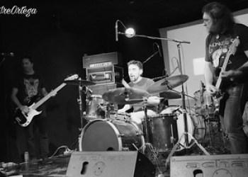Red Sun , Centrale Rock Erba 04/12/16