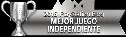 Best Independent Game - Silver