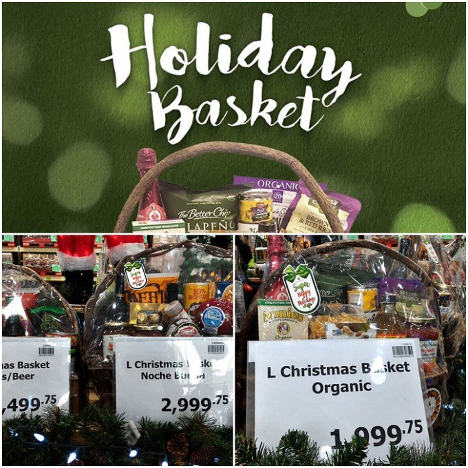 landers superstore holiday baskets