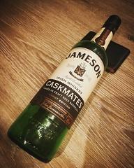 De Jameson Caskmates is verdomd lekker voor die prijs!