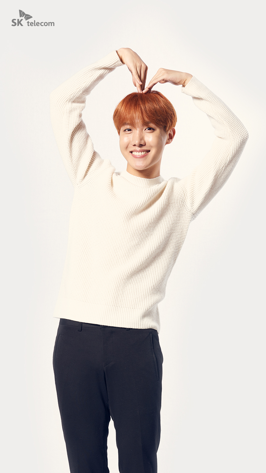 Cute Korean Style Wallpaper Picture Bts For Sk Telecom 161216
