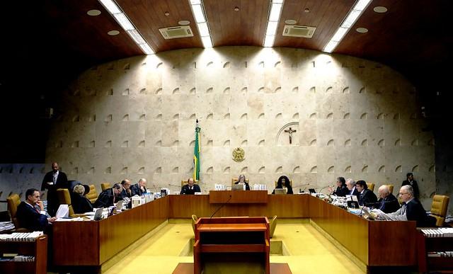 Supremo determina que Congresso defina regras de compensação da Lei Kandir, Plenário do STF