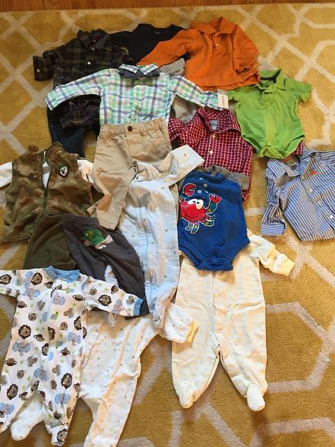 Swap.com baby boy clothes