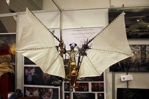 The Steampunk Emporium at MCM Comic Con Belgium