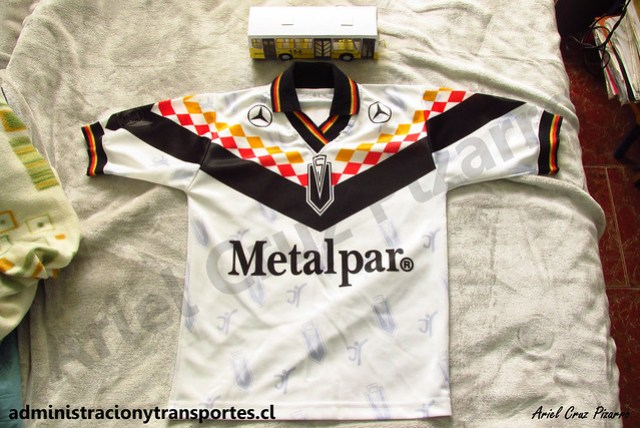 Camiseta Santiago Morning 1999