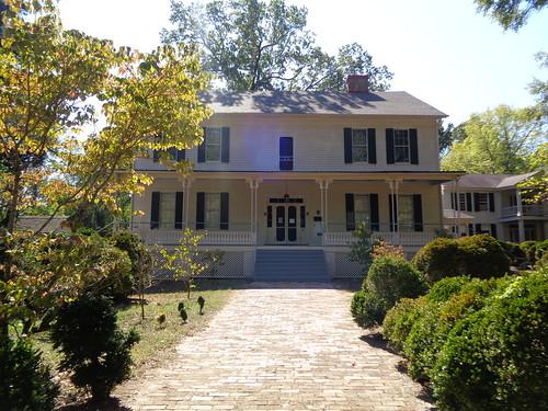 General Joe Wheeler Home - Pond Spring, Hillsboro AL