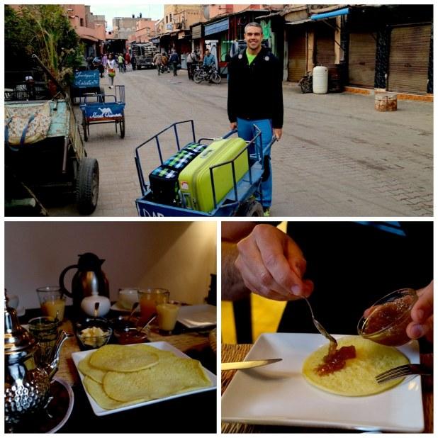 Salida de Marrakech