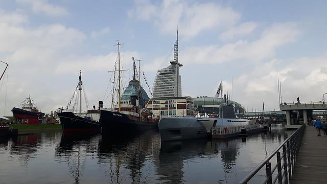 weekendje in Bremerhaven