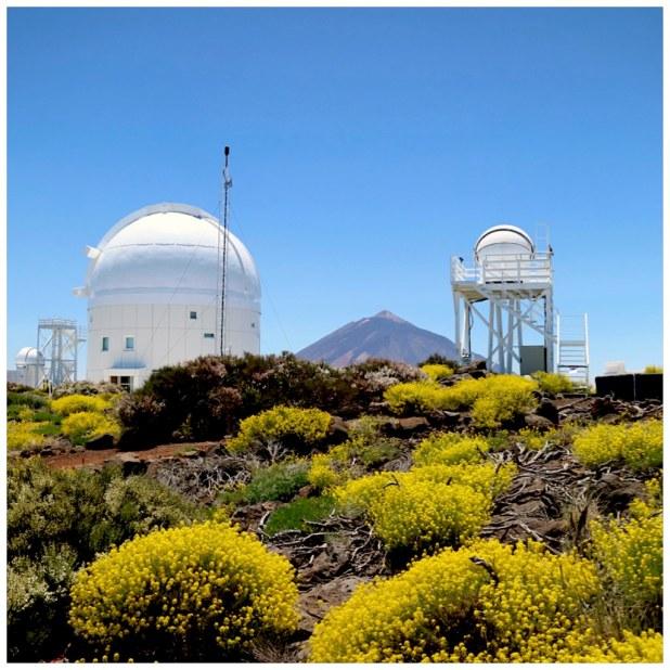 Observatorio del Teide Izaña