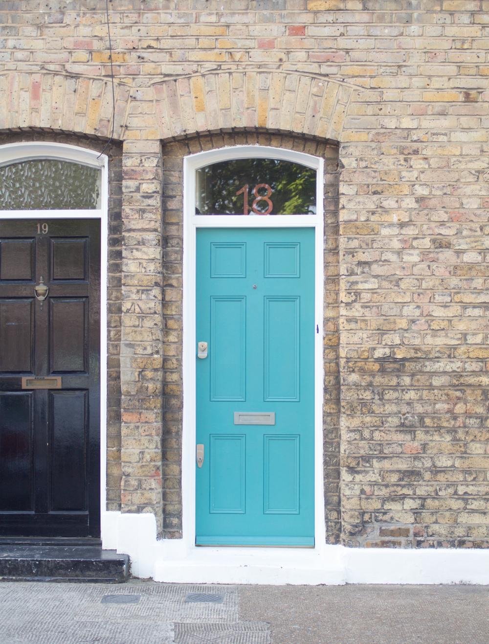 Columbia Road doors