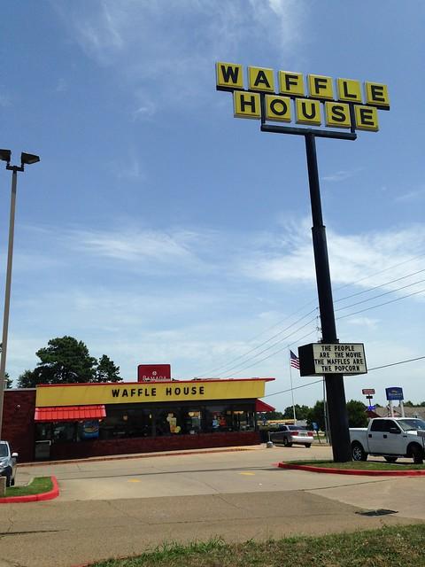 Waffle House, Texarkana TX