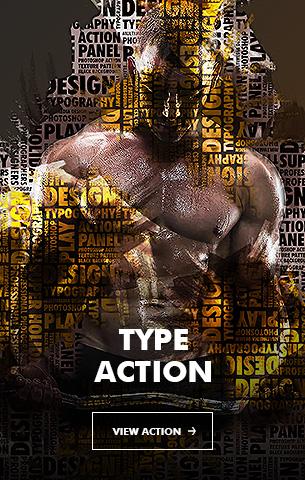 Ink Spray Photoshop Action V.1 - 64
