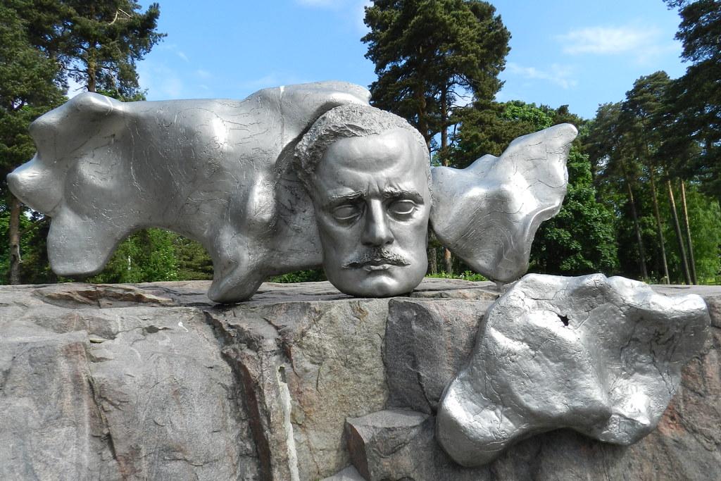 Parque y Monumento a Sibelius Helsinki Finlandia 04