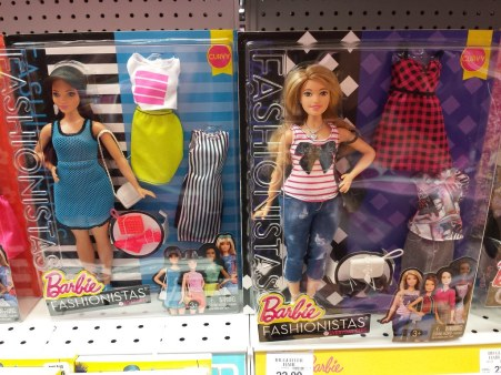 Walking the Toy Aisles