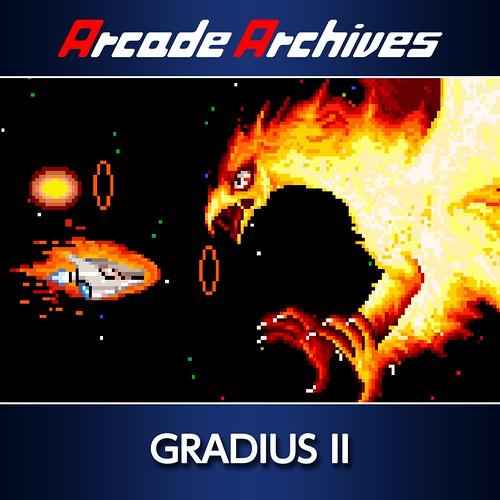 Arcade Archives Gradius II