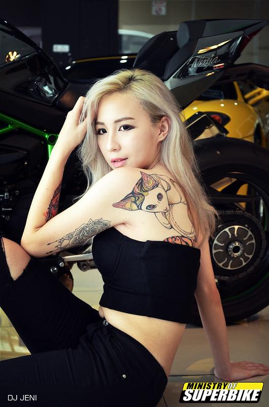 MOS Babes: DJ Jeni