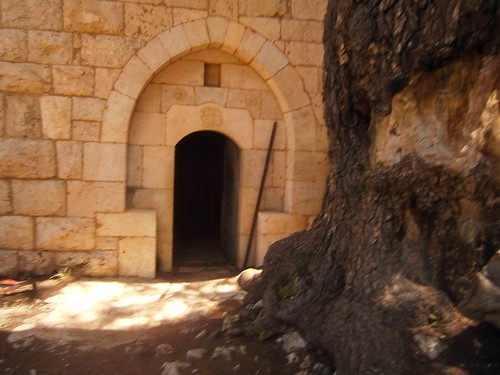 Cedars of God Church Entrance