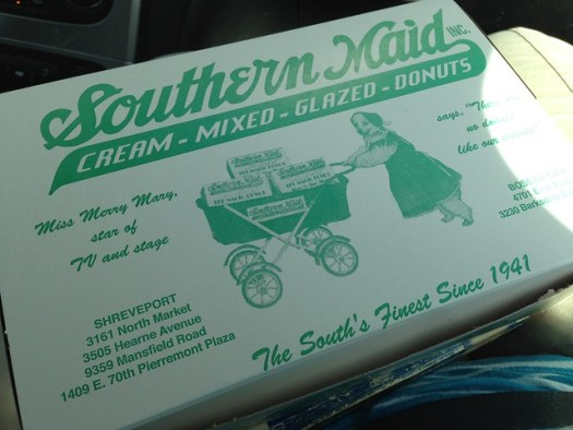 Southern Maid Donuts, Shreveport LA