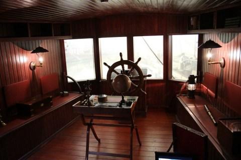Exhibition at the Maison de Jules Verne