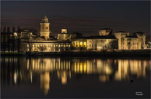 Mincio in Mantova