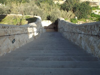 Grotto of Our Lady of Mellieha, Malta - the tea break project solo female travel blog