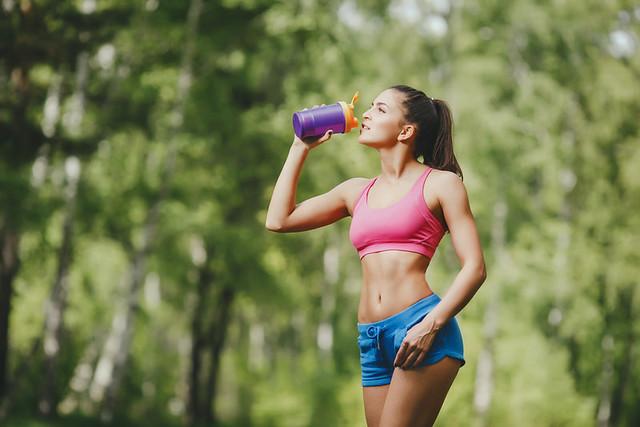 carbohidratos durante el ejercicio