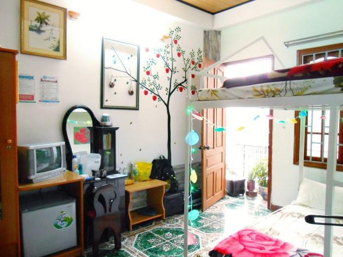 """Phòng ngủ """"Family"""": 280k/ngày/2 khách"""