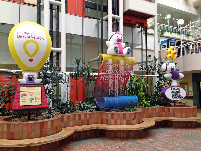 The Stollery Children's Hospital