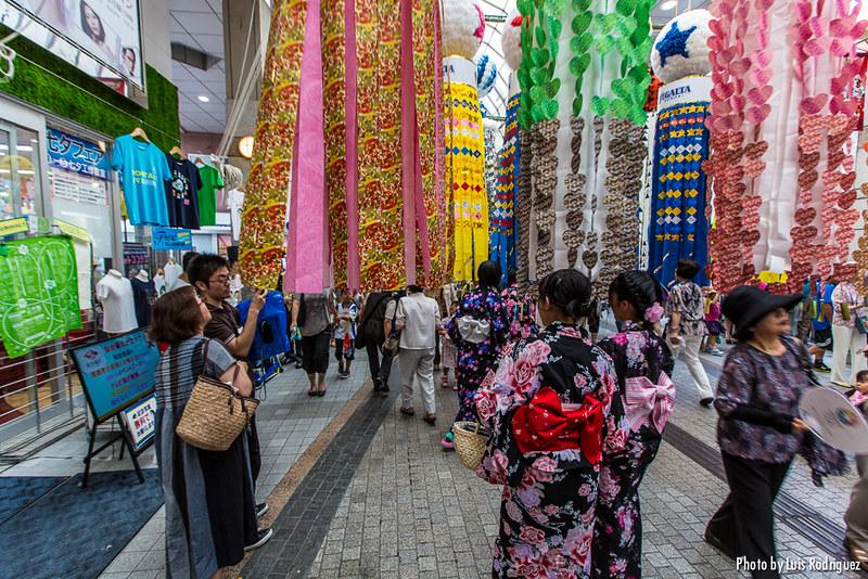 Sendai Tanabata Matsuri-24