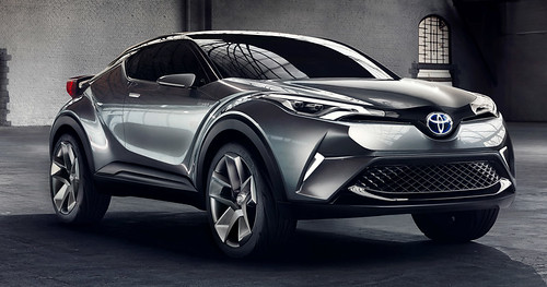 Review del Toyota C-HR