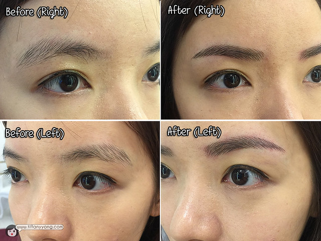 Allure beauty review allure signature eyebrow embroidery for 1 salon eyebrow embroidery
