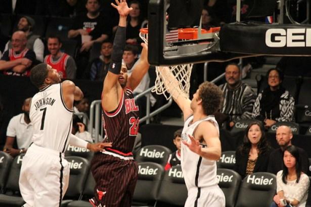 Brooklyn Nets vs Chicago Bulls