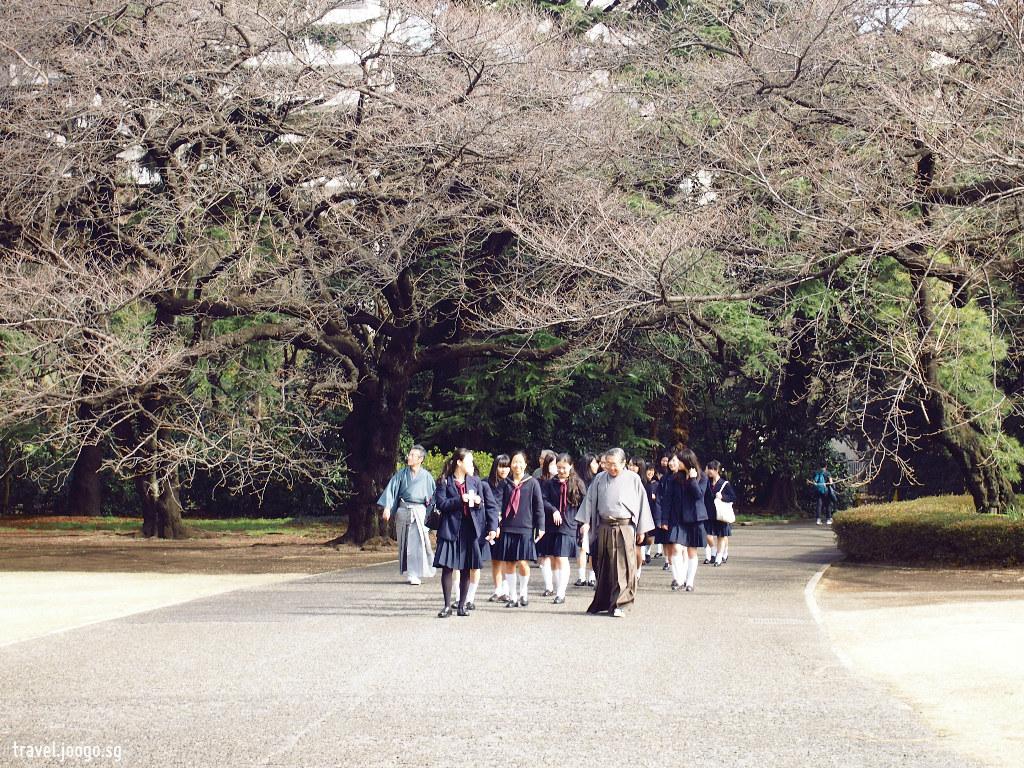Shinjuku Gyoen National Garden - travel.joogo.sg