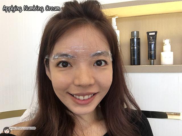 Allure Beauty Eyebrow Embroidery Numbing Cream