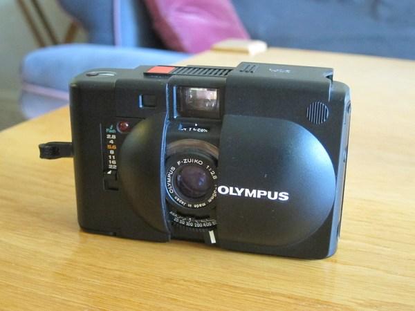 Olympus XA