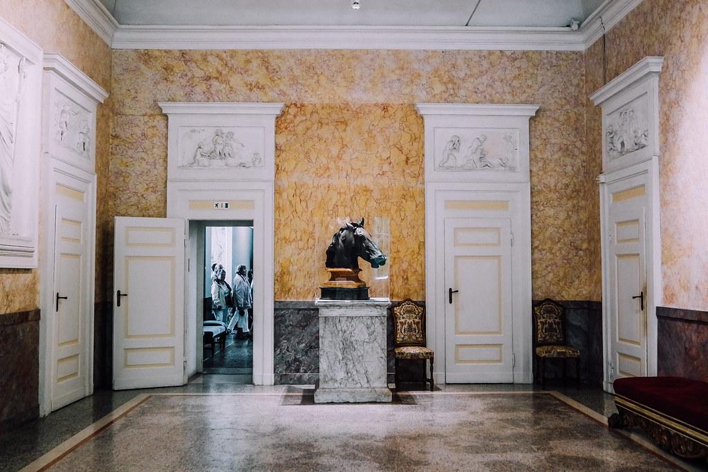 Villa Carlotta (interni)