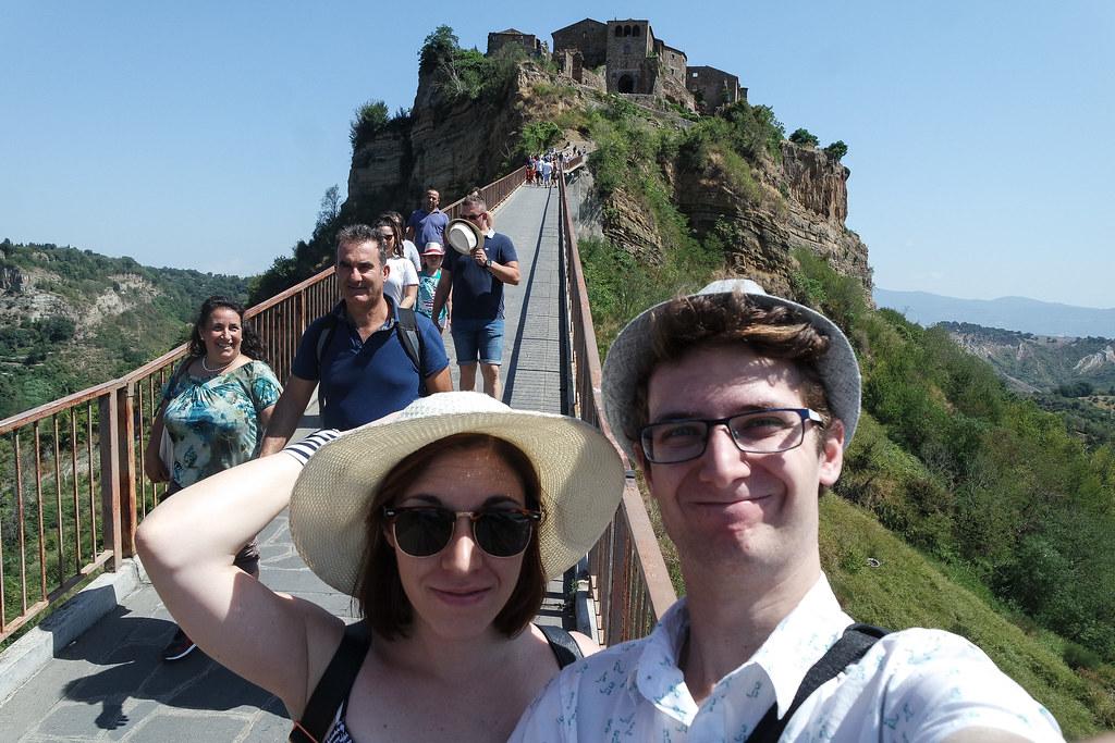 Viaggiascrittori a Civita di Bagnoregio