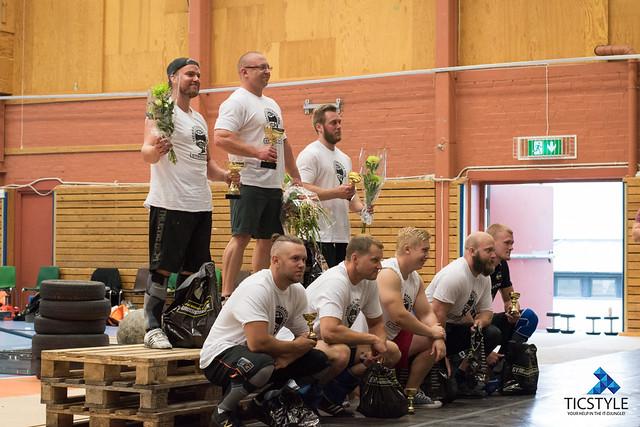Sweden´s Strongest Man -90kg Final 2016
