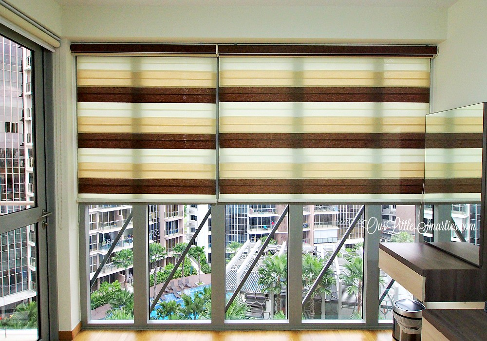 Bartley Residences WinUs Korean Combi Blinds And Unislat